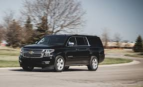 2015 Chevrolet Suburban - Information and photos - ZombieDrive