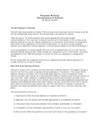 Simple Business Proposal Example Template Word Doc Sample