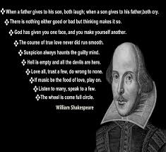 Shakespeare Quotes About Life Gorgeous Shakespeare On Life Quotes On QuotesTopics