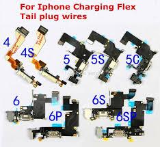 iphone 5 5s 5c 6 6s plus charging flex cables charging port connector usb charging dock iphone 6s charging flex iphone charging port iphone charging doeck