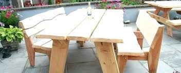 rustic outdoor furniture rustic garden furniture hand made in west wales with wide bench free rustic outdoor furniture