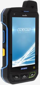 intrinsically safe smartphone atex smart ex® 01 features