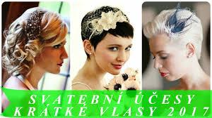 Svatební účesy Středně Dlouhé Vlasy