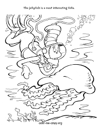Small Picture Cat Hat Printable Coloring Pages Goldfish Coloring Coloring Pages