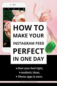 Instagram Feed Tips For Success Everything Here Now