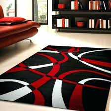 black and red rugs black red area rug design black white red area rug reviews black