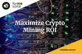 How to turn surplus solar power into bitcoin? Maximize Crypto Mining Profitability With Solar Energy Forme Solar