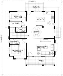 Images Of Two Storey Modern Houses With Floor Plans And