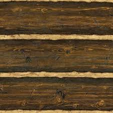 puffy log cabin textured brown wood paneling wallpaper panels for walls