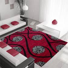 55 most red and grey rug round area rugs indoor outdoor rugs dark grey area