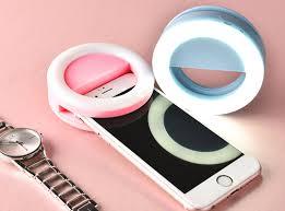 Lg Stylo 4 Light Up Case Luxury Gift Universal Led Flash Light Up Selfie Luminous