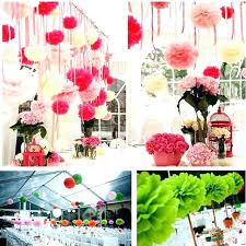 Decorative Tissue Paper Balls Awesome Tissue Paper Pom Pom Centerpieces Pom Pom Flower Centerpieces Cm