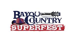 Bayou Country Superfest Tickets Bayou Country Superfest