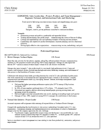 Resume Junior To Mid Level Professional Multiple Employer