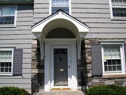 front door awning ideasFront Door Overhang Styles Awning Plans Cool For Designs Kits