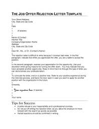 How Respond A Job Rejection Email Sample Necessary Capture Follow Up