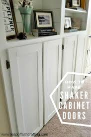 how to make shaker cabinet doors. The Easiest Way To Make Shaker Cabinet Doors | Doors, Diy And Cabinets How O