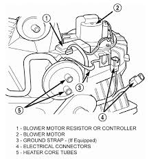 jeep grand cherokee wj blower motor connector repair blower motor wiring diagram