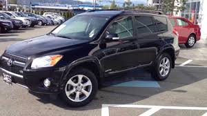 SOLD) 2010 Black Toyota RAV4 Limited V6 # 13969A For Sale Here At ...