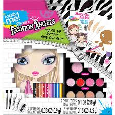make up artist sketch set toys r us