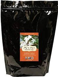 Numi <b>Organic Tea</b> Jasmine <b>Green</b>, 16 Ounce Pouch, <b>Loose Leaf</b>