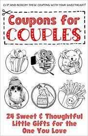 Relationship Coupon Book Coupons For Couples Volume 1 Jim Erskine Jess Erskine