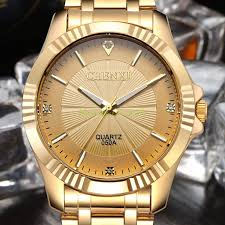 gold watches on men best watchess 2017 aliexpress natate chenxi clock gold fashion men watch