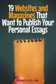 websites and magazines that want to publish your personal essays 5 kveller