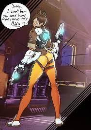 Overwatch Tracer Big Ass