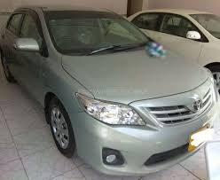 Toyota Corolla GLi 1.3 VVTi 2014 for sale in Karachi | PakWheels