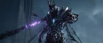 of Warcraft Shadowlands Game Wallpaper ...