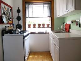 ... View In Gallery A Small Kitchen Peaceful Ideas Interior Design For ...