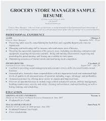 resume job responsibilities examples sample resume for store manager position terrific resume job