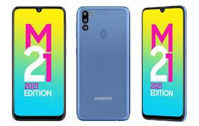 Samsung Galaxy M21 2021, a shy review ...
