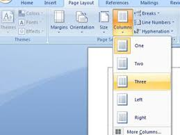 How Do You Make A Brochure On Microsoft Word 2007 Tri Fold Brochure Microsoft Word 2010 How To Make A Brochure In Ms