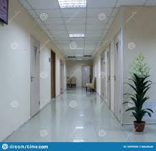 New Light Bright Reception In The Hospital New Light Stock Image Image Of