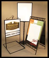 Decorative Metal Yard Signs Yard Signs and Realty Frames All Metal American Made 45