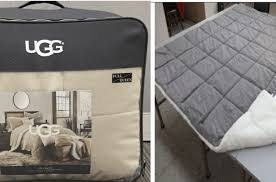 ugg comforters recalled over mold