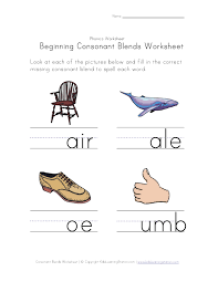 Phonics Printables, this is a consonant worksheet. Consonants are ...