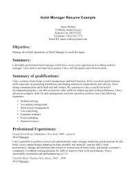 Hotel Receptionist Resume Resume Hotel Receptionist Resume 4