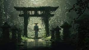 Samurai Fantasy Torii Japanese Gate HD ...