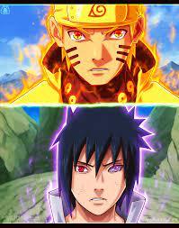 NARUTO-VS-SASUKE-(Manga---696) by NARUTO999-BY-ROKER.deviantart.com on  @deviantART   Naruto vs sasuke, Naruto and sasuke, Naruto vs
