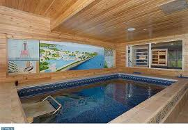 home indoor pool with bar. For Sale: 3 Indoor Pools To Make You Forget About Winter Home Pool With Bar