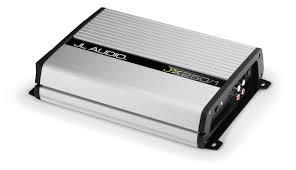 jx250 1 car audio amplifiers jx jl audio jx250 1 monoblock class a b subwoofer amplifier 250 w