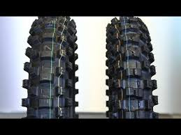 <b>Dunlop Geomax</b> MX32 vs. MX52 Tire Comparison | Motorcycle ...
