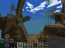 Minecraft Pe Epic Treehouse Download Mcpe Maps Pocket Edition