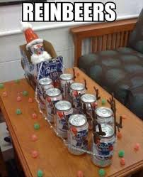 funny reinbeer, christmas decorations