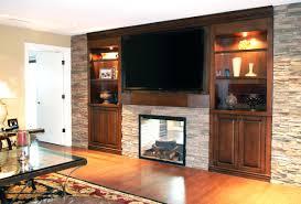 black fireplace entertainment center white around centers entertament