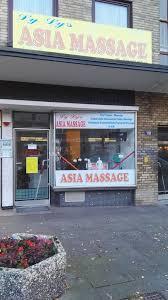 Asian massage parlors in hamburg germany