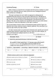 remedial worksheet worksheet - Free ESL printable worksheets made by ...